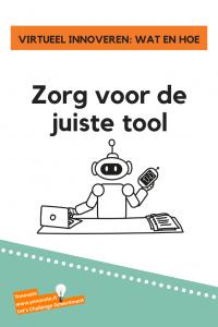 tools virtueel innoveren